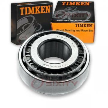 Timken Front Outer Wheel Bearing & Race Set for 1968-1974 GMC C25/C2500 hi