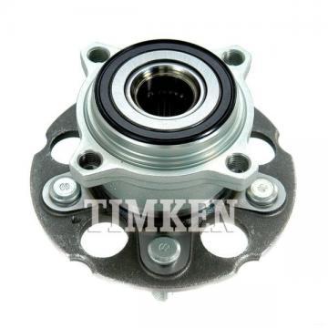 Wheel Bearing and Hub Assembly-Axle Bearing and Hub Assembly Rear Timken