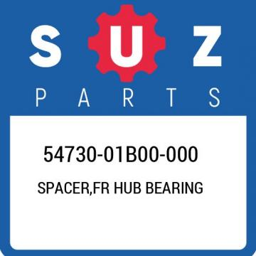 54730-01B00-000 Suzuki Spacer,fr hub bearing 5473001B00000, New Genuine OEM Part