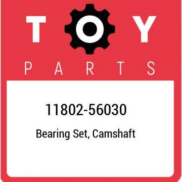 11802-56030 Toyota Bearing set, camshaft 1180256030, New Genuine OEM Part
