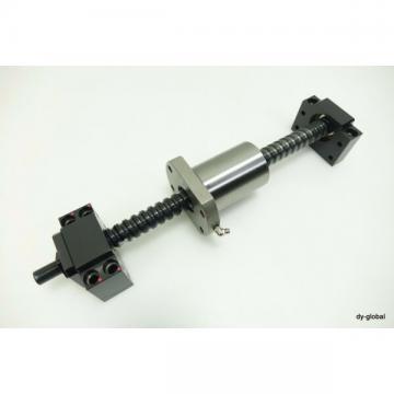 THK Used BTK2510B+410mm+BK17+BF17 Rolled Ball Screw Linear actuator Bearing