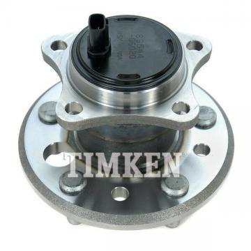 Wheel Bearing and Hub Assembly-Axle Bearing and Hub Assembly Rear Right Timken