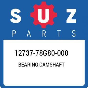 12737-78G80-000 Suzuki Bearing,camshaft 1273778G80000, New Genuine OEM Part
