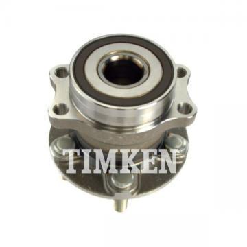 Wheel Bearing and Hub Assembly Rear Timken HA590522