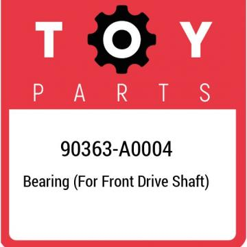 90363-A0004 Toyota Bearing (for front drive shaft) 90363A0004, New Genuine OEM P
