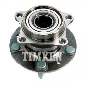 Wheel Bearing and Hub Assembly fits 2007-2009 Mazda CX-7  TIMKEN