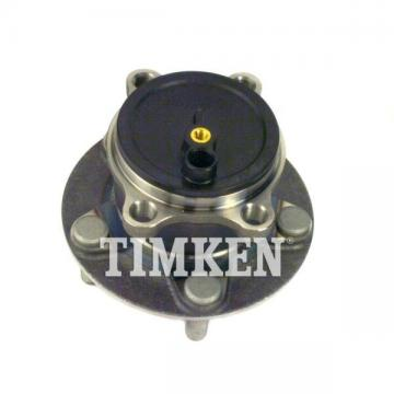 Wheel Bearing and Hub Assembly Rear Timken HA590496