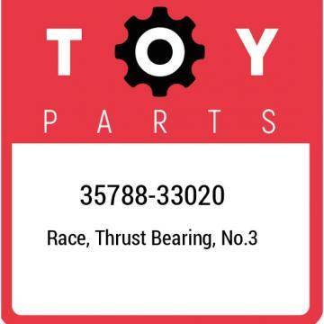 35788-33020 Toyota Race, thrust bearing, no.3 3578833020, New Genuine OEM Part